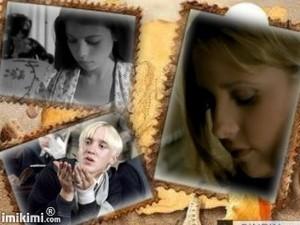 Buffy Dawn and Draco