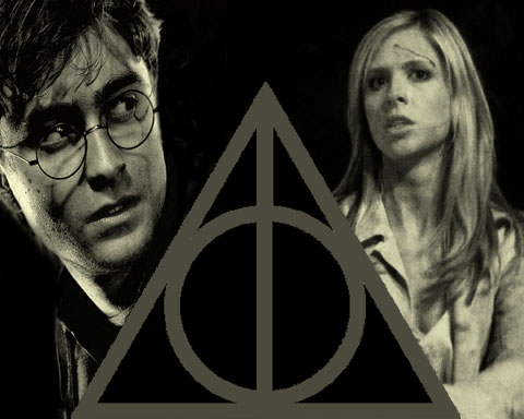Buffy/Harry Potter Crossovers - KaibaSlaveGirl34 - Buffy the