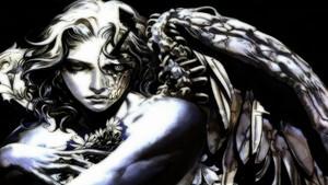 CASTLEVANIA angel fantasy dark vampire horror evil warrior gothic