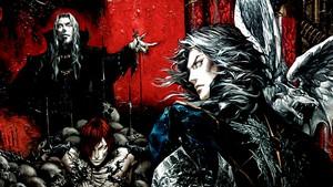 CASTLEVANIA 幻想 dark vampire horror evil warrior 哥特式
