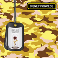 Camouflage for Belle - disney-princess photo