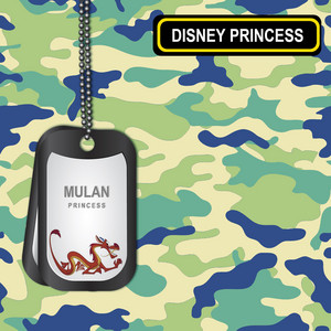 Camouflage for Mulan