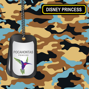 Camouflage for Pocahontas