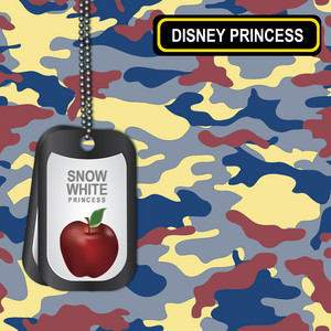 Camouflage for Snow White