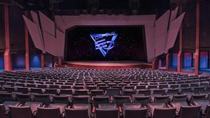 Captain Eo Movie Theater