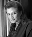 Carrie Fisher  - celebrities-who-died-young photo