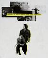 Castiel and Sam - supernatural fan art