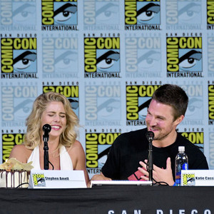 Celebrating Emily's 26th birthday at SDCC!