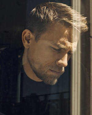 Charlie Hunnam - New York Times Photoshoot - 2017