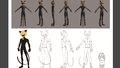 Chat Noir Concept Art