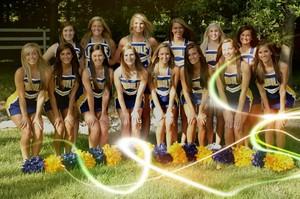 Cheerleaders lite