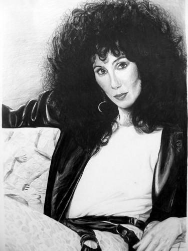80's music wallpaper entitled Cher