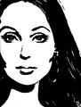 Cher - cher fan art