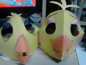 Chica Masks 3