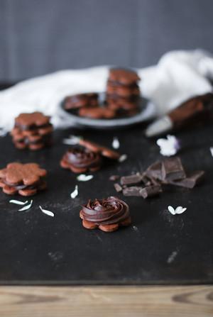 Sô cô la bánh quy, cookie