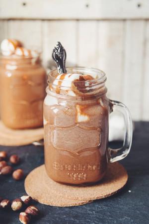Sô cô la Milkshake