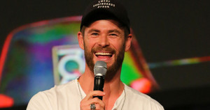 Chris at the Supanova Comic Con Expo
