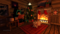 Christmas Evening - techno_hamster wallpaper