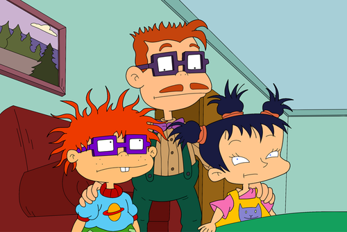 the joy behind the tv show rugrats Everybody knows about the show and how popular it is, but they don't know the truth behind it spongebob and his friends are actually the ghosts of humans that forcefully had to take over the bodies of sea creatures to survive.