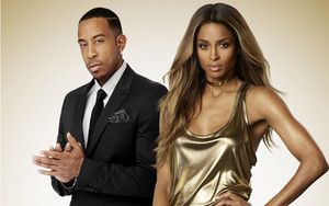 Ciara and Ludacris