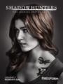 Clary Fray - shadowhunters-tv-show wallpaper