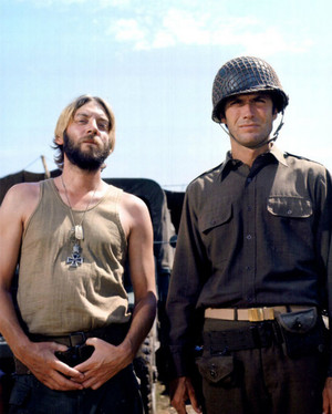 Clint in Kelly's Heroes w/Donald Sutherland