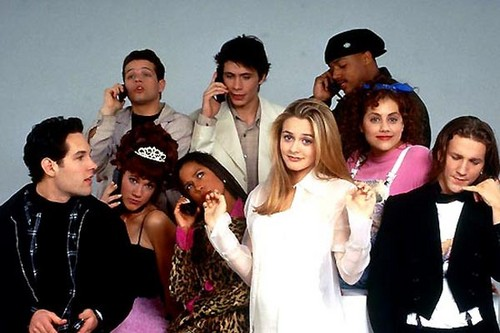 The 90s wallpaper titled Clueless