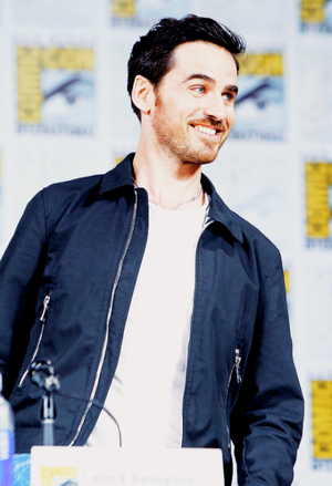 Colin O'Donoghue | EW's Valente New Warriors Panel | SDCC 2017
