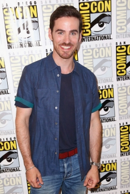 Colin O'Donoghue   San Diego Comic Con 2017   Press Line