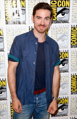 Colin O'Donoghue | San Diego Comic Con 2017 | Press Line