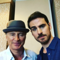 Colin and Robert  - once-upon-a-time photo
