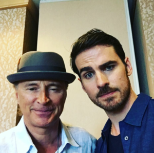 Colin and Robert