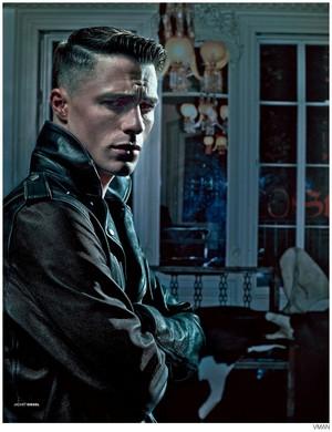 Colton Haynes - VMan Photoshoot - 2014