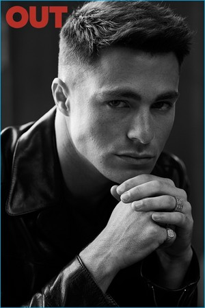 Colton Haynes - Out Photoshoot - 2016