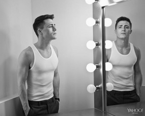 Colton Haynes - Yahoo! Style Photoshoot - 2016