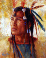 Commanding Gaze by James Ayers