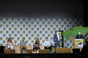 Con Man Panel at SDCC 2017