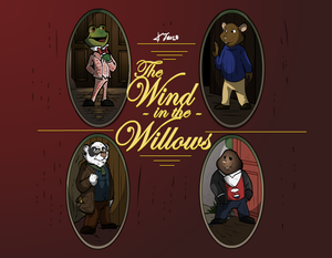 Cosgrove Hall's Wind in the Willows Tribute