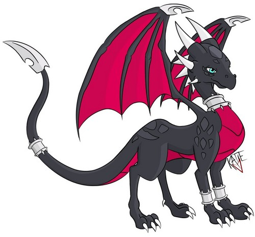 Video Games wallpaper called Cynder