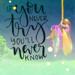 DP - Calligraphy quote - disney-princess icon