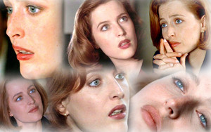 Dana Scully Collage