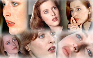 Dana Scully Collage