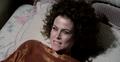 Dana growls with red eyes 002 - ghostbusters fan art