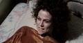 Dana growls with red eyes 003 - ghostbusters fan art