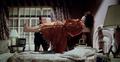Dana roars menacingly at Peter - ghostbusters photo