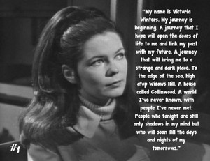 Dark Shadows--Victoria Winters