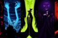 Disney Villains  - disney fan art
