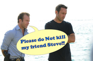 Do NOT kill Steve McGarrett in Hawaii Five 0 - Season 8😭🤬🤬