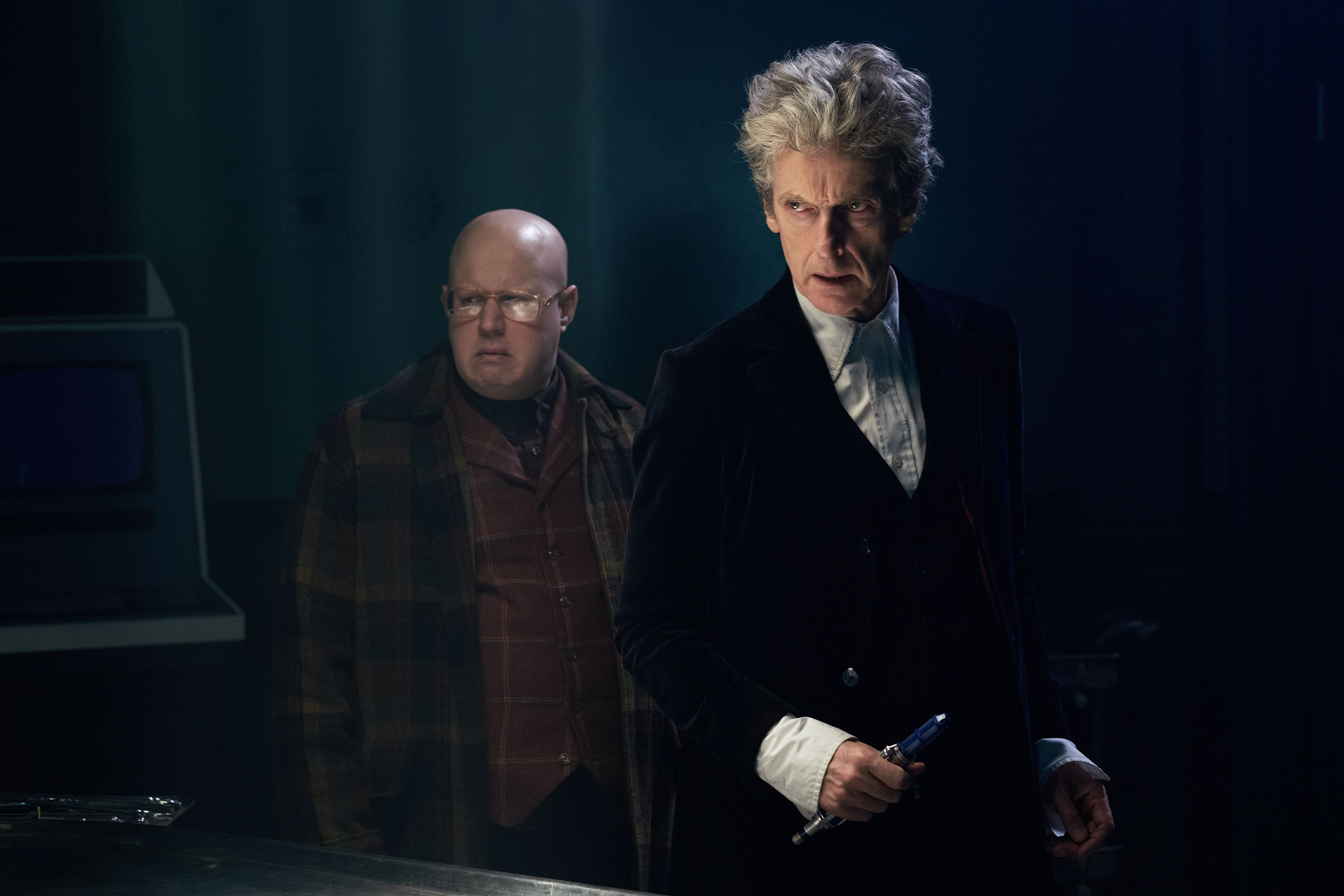 Doctor Who - Episode 10.11 - World Enough and Time - Promo Pics