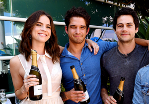 Dylan Tyler and Shelley